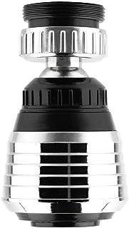 360 旋转厨房水槽水龙头,节约水附件,*压力补偿喷嘴过滤器适配器