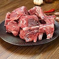 FuMeiBest 福美优选 羊蝎子500克*5份 内蒙古锡盟新鲜生鲜羔羊肉 顺丰包邮