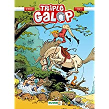 EKKIA 乘马用具 TRIPLE GALOP - Tome 9 903400009 903400009 903400009