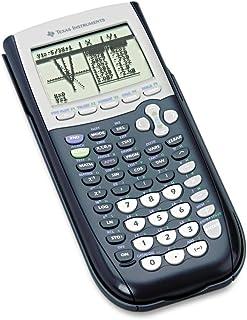 Texas Instruments TI-84 Plus 图形计算器,黑色