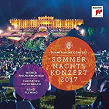 进口CD:2017年美泉宫仲夏夜音乐会 Summer Night Concert 2017(CD)88985425932