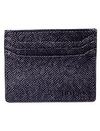 Minimalist 正面口袋钱包修身男士皮革信用卡夹