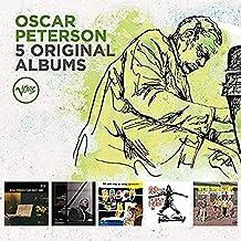 进口CD:爵士超凡大师传奇-奥斯卡.彼德生(钢琴) 5 Original Album(5CD)5350975 [CD] 奥斯卡.彼德生(Oscar Peterson)