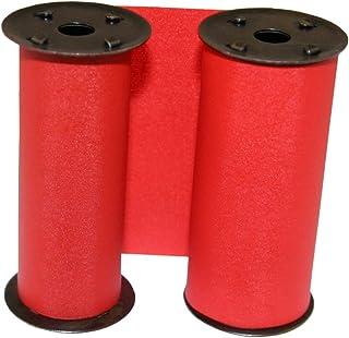 Acroprint 替换丝带 适用于 Acroprint 型号 125 和型号 150 红色