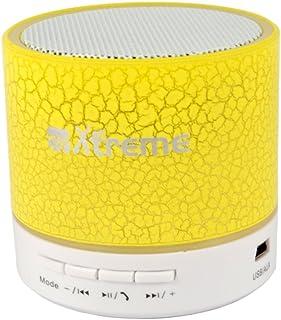 Xtreme Range 蓝牙音箱,黄色