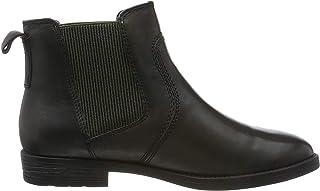 Tamaris 女士 1-1-25306-23 切尔西靴 Grün (Dark Olive 713) 40 EU