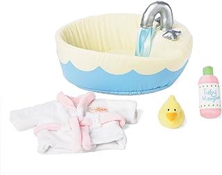 Manhattan Toy 曼哈顿玩具 帮玩偶盆浴洗澡配件
