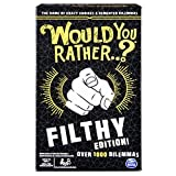 Spin Master Games - Would You Rather...? Filthy 版