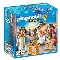 Playmobil 5394 凯萨和克莱帕特拉