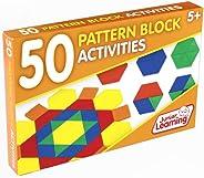 Junior Learning 50 图案积木活动