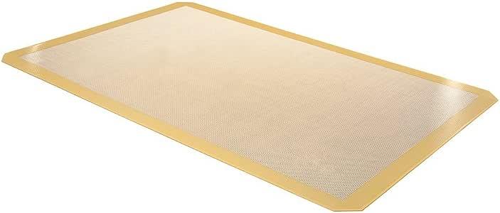 Pinch MATSI-25 Silicone Baking Mat, 17 by 25-Inch, Yellow