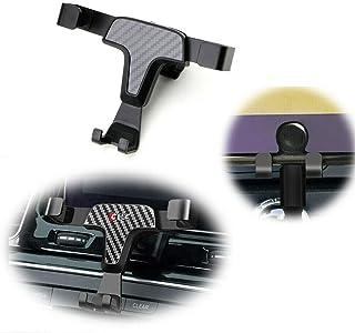 GTINTHEBOX 汽车仪表板支架,带可调节通风孔夹盖的手机支架适用于 2016-2019 奔驰 GLE350 GLE400 GLE500 GLS450 (3.5-6.0 英寸手机)