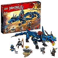 LEGO 乐高  拼插类 玩具  Ninjago 幻影忍者系列 雷电暴风神龙 70652 8-14岁