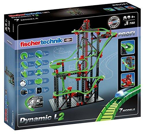 fischertechnik 慧鱼创意组合模型玩具l2 大号动能组合套装图片
