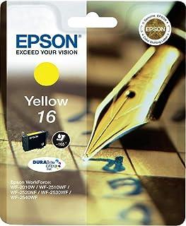 Epson 16 系列墨盒 16 Series Standard 黄色