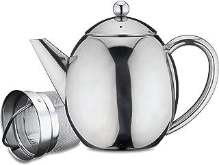 Grunwerg Cafe Ole RTD-12 茶壶 不锈钢
