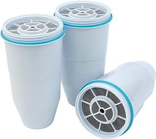 ZeroWater 替换滤水器3件套,用于零水投手和分配器,无BPANSF,可减少铅和其他重金属