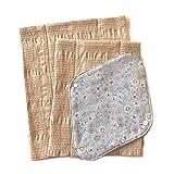 华布 布巾布 套装C(植物发光蓝色支架、L、M)
