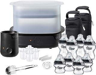 Tommee Tippee FFP Complete Feeding Kit, Black