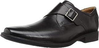 Clarks 男式 Tilden Style 皮鞋