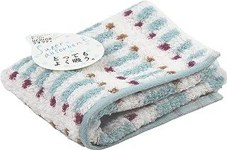 (内野) UCHINO TOWEL GALLERY(内野毛巾) 非常吸汗「干爽」护腕毛巾 约34×36cm 蓝色 8807G713 B
