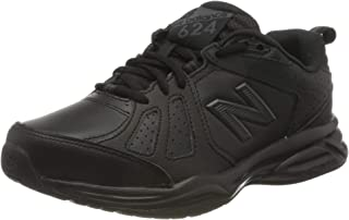 New Balance 624v5 女士室内鞋 Schwarz Black Black Ab5 37.5 EU Weit
