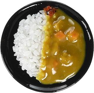 末武太阳镜 食品样品装饰贴纸(装饰美) 咖喱 约58mm d-13194