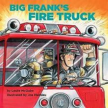 Big Frank's Fire Truck (Pictureback(R)) (English Edition)