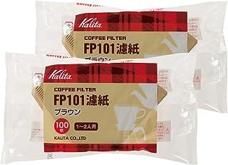 kalita 咖啡过滤器 (200papers) 适用于1–2杯 dripper