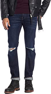 7 For All Mankind 男式 Paxtyn 紧身牛仔裤