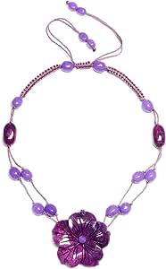 Lola 玫瑰 Amorphi 吊坠带 62 厘米项链