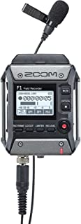ZOOM ズーム フィールドレコーダー・ラベリアマイク F1-LP