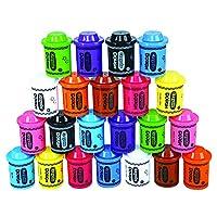 Crayola Dough Colors-5 盎司尺寸,22 只装,5 盎司