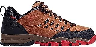 Danner 男士 TrailTrek Light 7.62 cm 棕色/红色徒步鞋