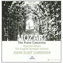 进口CD:莫扎特钢琴协奏曲集等4631112(9CD)