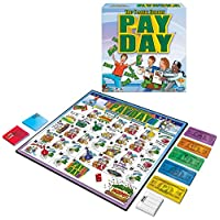 winning moves 1087 pay day board game