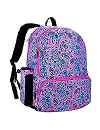 Wildkin Megapak 背包 Pink/Blue 均码 水彩小马粉色