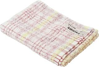 (内野) UCHINO ROYAL CREST(ROYAL CREST) 米尔浴巾 约34×90cm 粉色 9006Y608 P