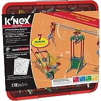 K'NEX 科乐思教育系列介绍简单机械:杠杆和滑轮 益智亲子拼插玩具