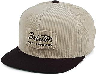 Brixton 男士 Jolt 中号轮廓后扣帽