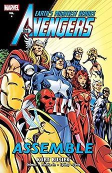 """Avengers Assemble Vol. 4 (Avengers (1998-2004)) (English Edition)"",作者:[Busiek, Kurt]"