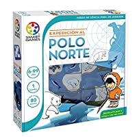 Smart Games Expedition to the North Pole