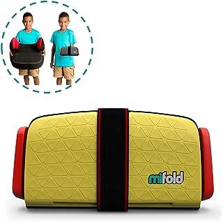 mifold 墓 - and - GO Booster ® 汽车 - 儿童座椅 sonnengelb