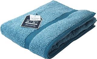 (内野)UCHINO TOWEL GALLERY(UCHINOLTA)能量全干「终极」浴巾 约65×130cm 蓝色 8840B743 B