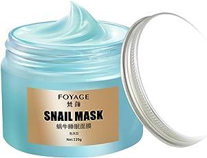FOYAGE 梵颜 蜗牛睡眠面膜 Snail Cream 120g 免洗修护/补水保湿淡斑蜗牛霜