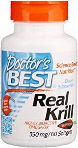 Real Krill 350mg60 Sfgdoctors Best