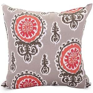 Indoor/Outdoor Michelle Throw Pillow Salmon 大