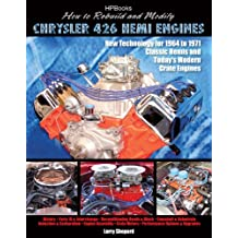 How to Rebuild and Modify Chrysler 426 Hemi EnginesHP1525: New Technology For 1964 to 1971 Classic Hemis and Today's Modern Crate Engines (English Edition)