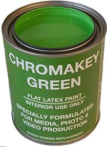ChromaKey Video Paint 1 夸脱*屏幕等效物