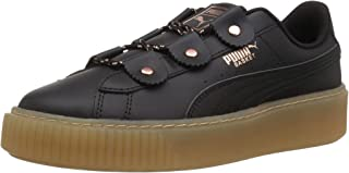 PUMA 彪马 儿童  Basket Platform Loops 运动鞋